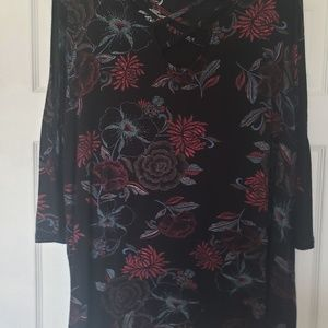 Maurices Knit tunic size 2
